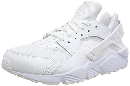 Nike Air Huarache Herren Sneakers, Weiß