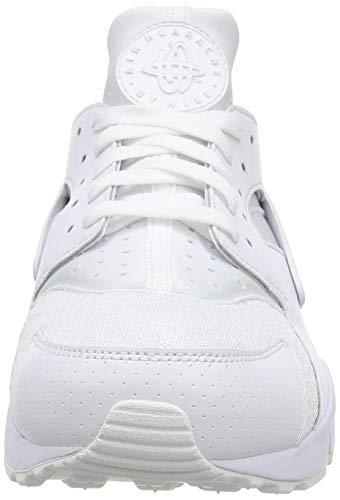 Nike Air Huarache Herren Sneakers, Weiß - 3
