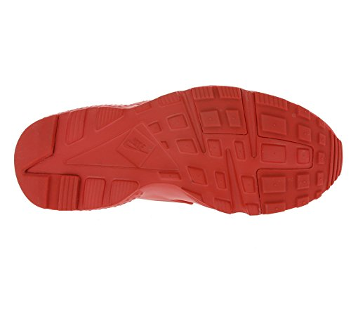 Nike Huarache Run (GS) Laufschuhe, Herren, Rot - 4