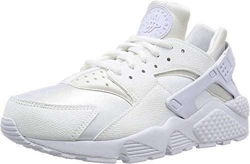 Nike Damen Air Huarache Run Sneakers, Weiß