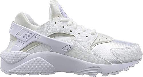 Nike Damen Air Huarache Run Sneakers, Weiß - 6