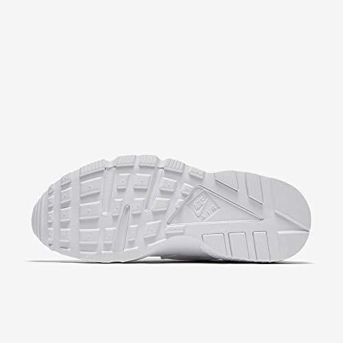 Nike Damen Air Huarache Run Sneakers, Weiß - 8
