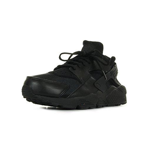 Nike Damen Wmns Air Huarache Run Turnschuhe, Schwarz - 6