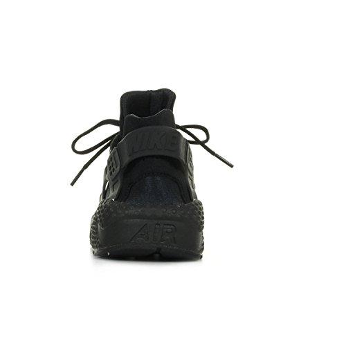 Nike Damen Wmns Air Huarache Run Turnschuhe, Schwarz - 7