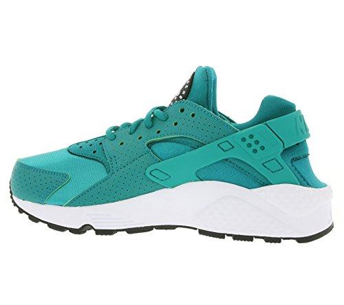 Nike Damen Wmns Air Huarache Run Turnschuhe, Verde - 5