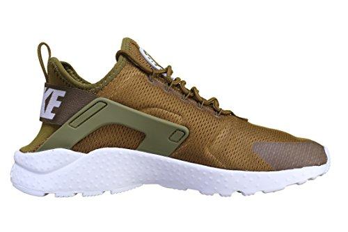 Nike Mädchen W Air Huarache Run Ultra Laufschuhe, Verde - 4
