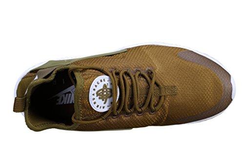 Nike Mädchen W Air Huarache Run Ultra Laufschuhe, Verde - 5