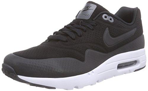 Nike Air Max 1 Ultra Moire Herren Sneakerss, Schwarz