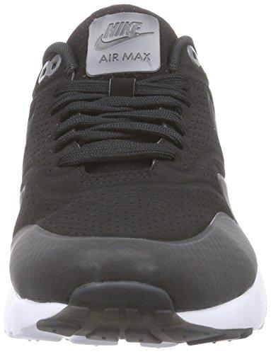 Nike Air Max 1 Ultra Moire Herren Sneakerss, Schwarz - 4