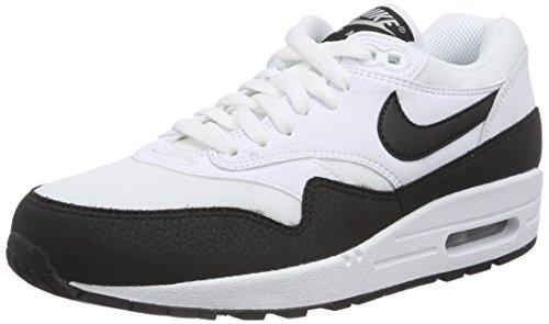 Nike Air Max 1 Essential, Damen Laufschuhe, Weiß