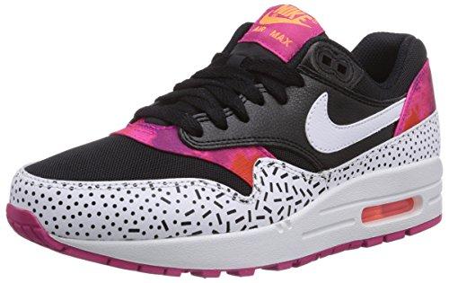 Nike Air Max 1 Print, Damen Laufschuhe, Mehrfarbig