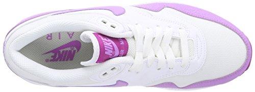 Nike Air Max 1 Essential Damen Sneakers, Weiß - 5