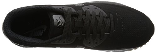 Nike Herren Air Max 90 Ultra Moire Joggingschuhe, Nero / Bianco - 4