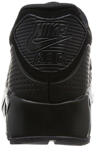 Nike Herren Air Max 90 Ultra Moire Joggingschuhe, Nero / Bianco - 2