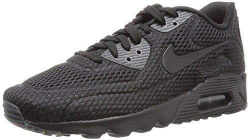 Nike Herren Air Max 90 Ultra Br Gymnastik, Black
