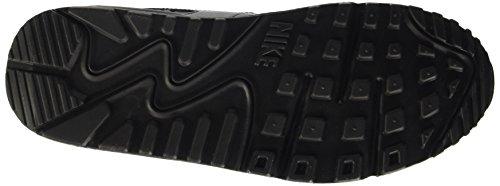 Nike Damen Air Max 90 Essential Sneakers, Schwarz - 3