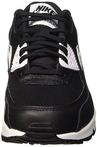 Nike Damen Air Max 90 Essential Sneakers, Schwarz - 4
