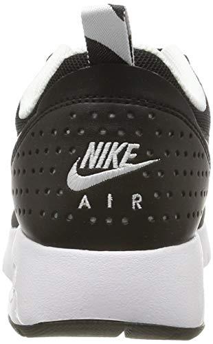 Nike Air Max Tavas (GS) Joggingschuhe, Negro / Blanco - 2