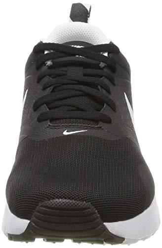 Nike Air Max Tavas (GS) Joggingschuhe, Negro / Blanco - 4