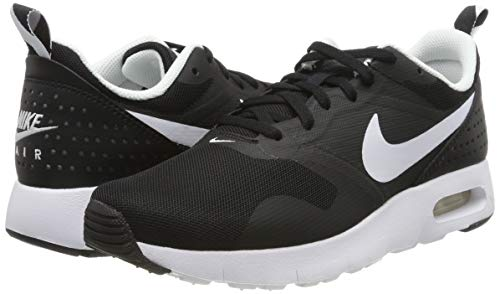 Nike Air Max Tavas (GS) Joggingschuhe, Negro / Blanco - 5