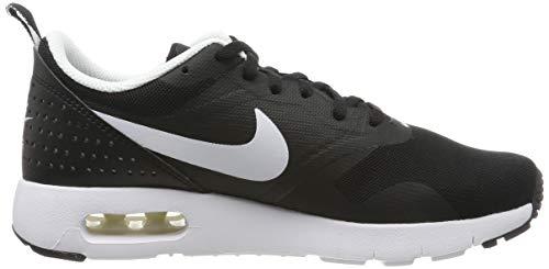 Nike Air Max Tavas (GS) Joggingschuhe, Negro / Blanco - 6