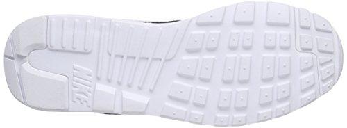 Nike Air Max Tavas Leather, Herren Sneakers, Schwarz - 3