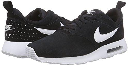 Nike Air Max Tavas Leather, Herren Sneakers, Schwarz - 5