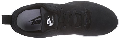 Nike Air Max Tavas Leather, Herren Sneakers, Schwarz - 7