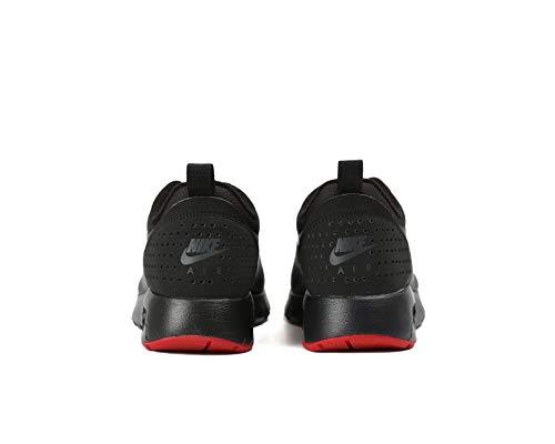 Nike Air Max Tavas PRM (GS) schwarz/grau/rot, - 4