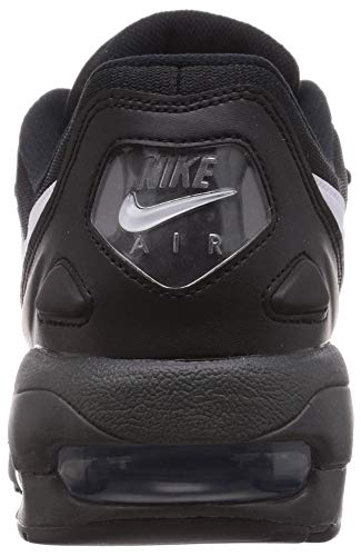 Nike Air Max Thea Damen Laufschuhe, Schwarz - 3