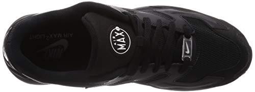 Nike Air Max Thea Damen Laufschuhe, Schwarz - 5