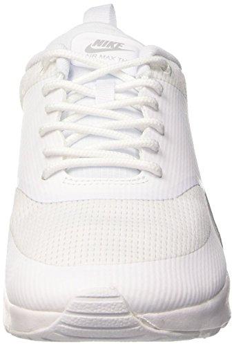 Nike Damen Air Max Thea Textile Sneakers, Weiß - 5