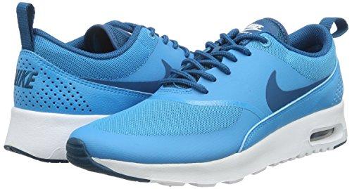 Nike Damen Wmns AIR MAX Thea Sneakers, Blau - 5