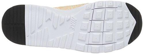 Nike Unisex-Kinder Air Max Thea Print (GS) Sneakers, Weiß - 4
