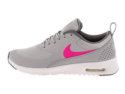 Nike Mädchen Air Max Thea (GS) Laufschuhe, Grau, Rosa, - 3