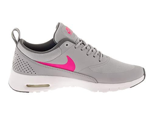 Nike Mädchen Air Max Thea (GS) Laufschuhe, Grau, Rosa, - 2