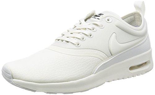 Nike  W Air Max Thea Ultra Prm,  Damen Turnschuhe , weiß -