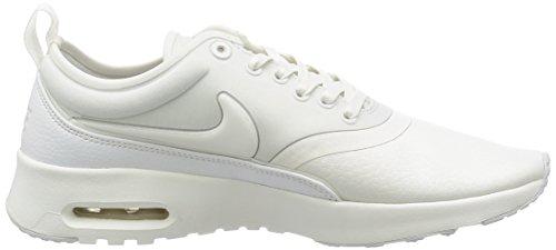 Nike  W Air Max Thea Ultra Prm,  Damen Turnschuhe , weiß – - 7