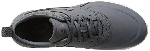 Nike Air Max Thea Premium, Damen Sneakers, Grau - 7