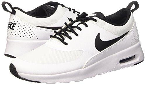 Nike Damen Wmns Air Max Thea Sneakers, Weiß - 5