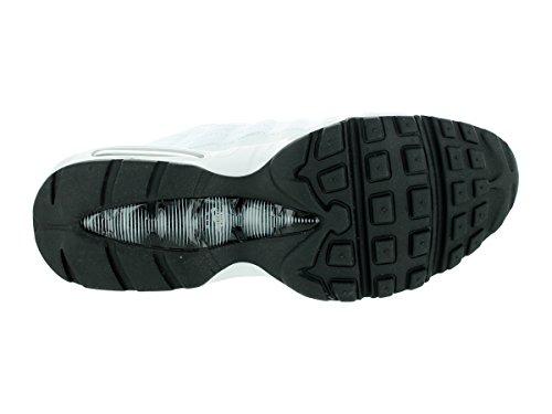 Nike Air Max 95, Herren Laufschuhe Training, Weiß - 4