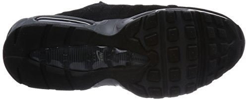 Nike Air Max 95, Herren Laufschuhe Training, Schwarz - 3