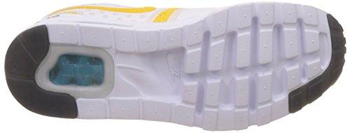 Nike Herren Air Max Zero QS Laufschuhe, Weiß / Schwarz - 3