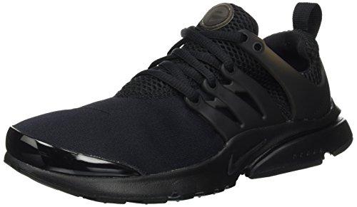 Nike Herren Presto (GS) Laufschuhe, Schwarz