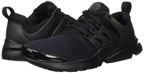 Nike Herren Presto (GS) Laufschuhe, Schwarz - 7