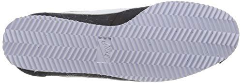 Nike Herren Classic Cortez Nylon Laufschuhe, Schwarz/Weiß - 4
