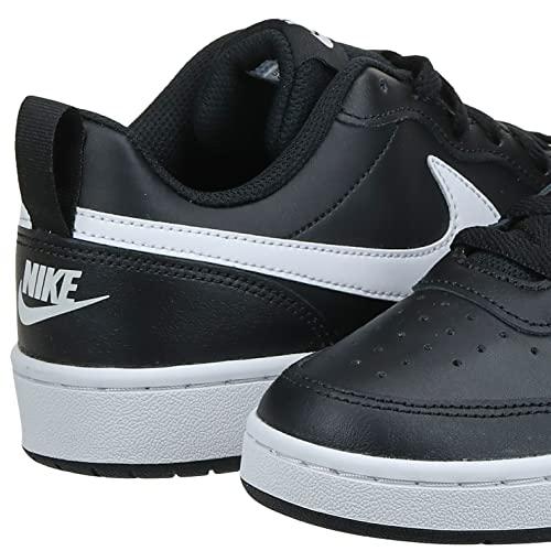 Nike Herren Classic Cortez Nylon Laufschuhe, Schwarz/Weiß - 8