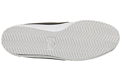 Nike Damen Women's Classic Cortez Leather Shoe Turnschuhe, Elfenbein - 7