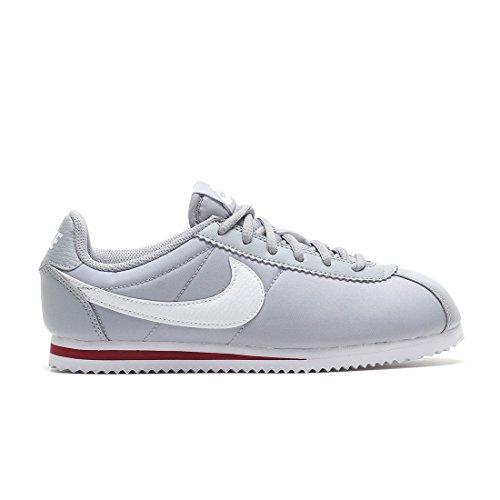 Nike cortez nylon (gs) - Laufschuhe, Herren, Farbe Grau