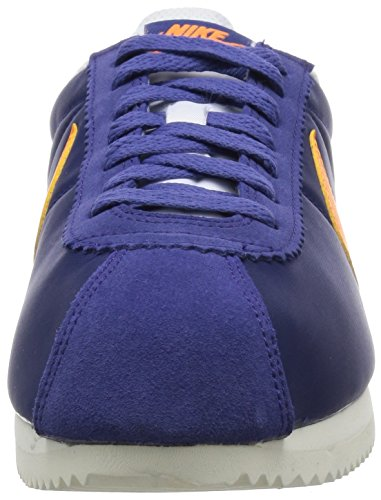 Nike Herren Classic Cortez Nylon Turnschuhe, Azul - 2